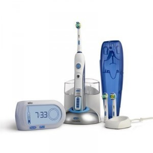 Braun Triumph Professional Care 9900 Power Toothbrush